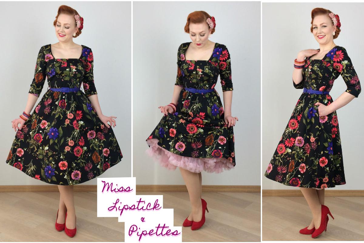 Lipstick & Pipettes - Allie dress