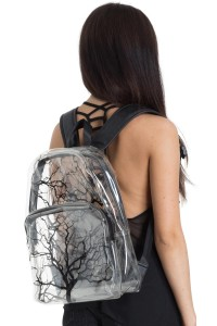 CLEAR BRANCH BACKPACK