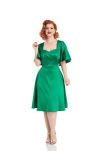 10% OFF LISA - CAPE DRESS